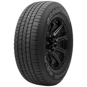 P275/60R20 Goodyear Wrangler SR-A 114S SL/4 Ply OWL Tire