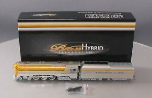 Broadway Limited 4554 HO C&O L-1 4-6-4 Hudson Steam Locomotive & Tender #490