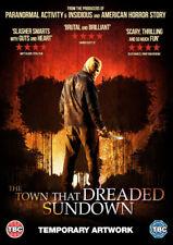 The Town That Dreaded Sundown DVD (2015) Addison Timlin ***NEW***