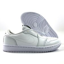 Nike WMNS Air Jordan 1 Retro Low Slip White Black AV3918-100 Women's 5-8.5