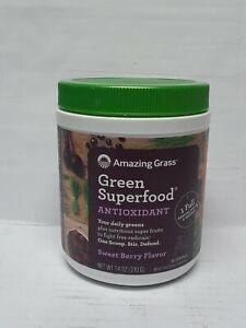 Amazing Grass Green Superfood Antioxidant, Sweet Berry FlavorEXP9/22#791