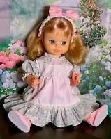 "Vintage 1971 Hi Dottie Doll Mattel 17"""