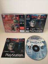 Dracula 2 el último santuario PS1