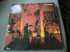 ABBA the visitors RARE FRENCH VINYL LP VOGUE label