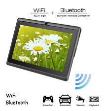 Kid 7'' Tablet PC Android Quad-Core 8GB 1.3GHz HD Dual Camera WiFi Xmas Gift UK