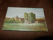 Early Kent postcard - Otford Castle -Nr  Sevenoaks