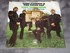 Gary Puckett & the Union Gap, Lady Willpower / Daylight Stra   w/ Picture Sleeve