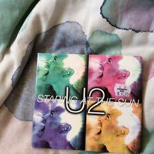 U2 Staring At The Sun CD Single