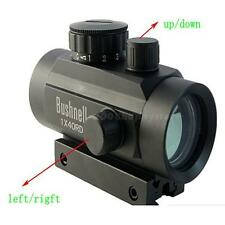 Red/Green Holographic Tactical Laser Sight Scope Rifle Picatinny Rail Mount Top
