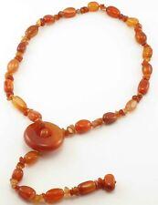 JAY KING Carnelian Lariat Gemstone Necklace, BOLD