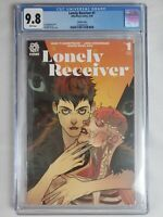 Lonely Receiver CGC 9.8 Graded AFTERSHOCK Comics 2020 Ratio Variant 1:15 Cover
