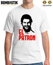 R0330 EL PATRÓN for Narcos fans for Plata o plomo and Pablo Escobar Fans T-shirt