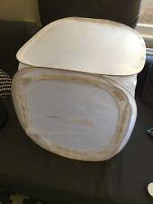 Studio FOTOGRAFICO Tenda Mini Pieghevole a casa fotografia Booth LUCE PORTATILE BOX KIT