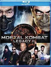 Mortal Kombat: Legacy II (Blu-ray Disc, 2014) - NEW!!