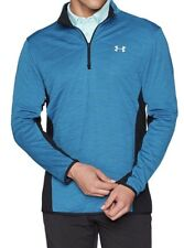 Nwt Under Armour Mens ColdGear Reactor Hybrid Half Zip Golf Pullover Jacket 2Xl