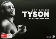 TYSON: THE RISE OF IRON MIKE ***COLLECTOR'S SET*** 5 DVD BOX SET (R4) - New