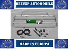 BMW Z3 Roadster 1995 bis 1999 Gepäckträger Edelstahl NEU montage ohne bohren