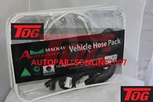 MACKAY HOSE KIT CHVP37 for TOYOTA HILUX KZN165R 99-2005 3.0L TURBO DIESEL MODEL
