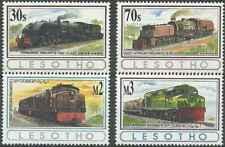 Timbres Trains Lesotho 1092/5 ** année 1993 lot 24687