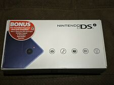 Nintendo DSi Blue Complete in Box Tested Works GBA Variant