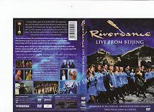 Riverdance  Live from Beijing (DVD, 2010) New DVD