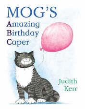 Mog's Amazing Birthday Caper: ABC-ExLibrary