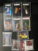 NBA 10 pack Hobby Box RC | Giannis Luka Kobe Jordan | Auto + patch 1/10 sold