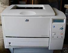 HP LaserJet 2300dn Workgroup Network Duplex Laser Printer Q2475A 134k pg
