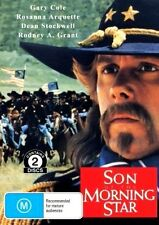 SON OF THE MORNING STAR - GARY COLE & ROSANNA ARQUETTE NEW ALL REGION DVD