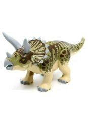 Lego 75937 Jurassic World Triceratops Dinosaur Figure New