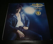 PETER MAFFAY steppenwolf Lp Album GERMANY 1979 OUT OF PRINT ROCK MUSIC
