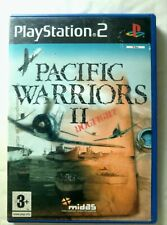 65263 Pacific Warriors II Dogfight - Sony PS2 Playstation 2 (2004) SLES 52571