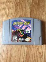 Extreme G Racing Nintendo 64 N64 Game Cart Works Good NG1