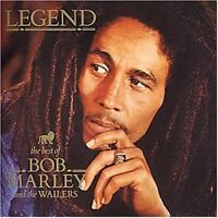 Bob Marley Legend-The best of (& The Wailers) [CD]