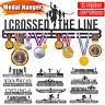 Durable Metal Steel Medal Holder Medal Hanger Display Rack for Running Sports !!