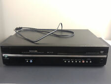 Toshiba D-VR6 DVD VHS VCR Video Cassette Recorder Combo Black No Remote