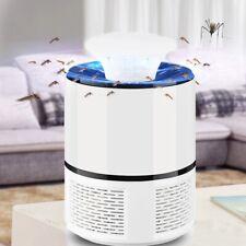 1X(2018 Nuevo Lampara matador de mosquito electrico UV LED inteligente Carg 3B7)