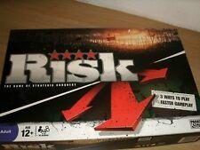 RISK the board game of stategic conquest COMPLETE in great condition Hasbro 2008