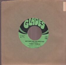 timmy thomas why can't we live together 7""