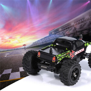 1/32 Mini 20KM/h High Speed RC Car Remote Control Off-road Truck Toy Gift nw