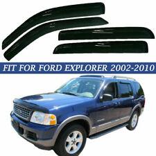 Window Vent Visor  Guard Cover for 02-10 Ford Explorer Lincoln Mercury 10 KLD08