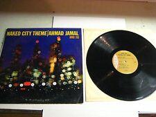 Ahmad Jamal Naked City Theme Argo 733 LP-733  LP record VG