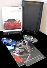 2012 Jaguar XK with Navigation Owners Manual Set #O631