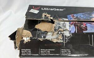 LG Ultragear 27GL850-B 27' 2K QHD 2560 x 1440 1ms GTG 144Hz 2 x HDMI DisplayPort