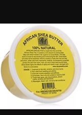 Raw Shea Butter ; 100 % Natural Pure Unrefined From Ghana 1 oz to 10 Pounds