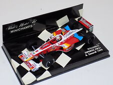 1/43 Minichamps F1 Williams Supertec FW21 A. Zanardi 1999