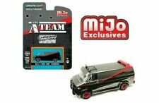 The A Team - 1983 GMC Vandura - CHROME Edition/ A-TEAM VAN *RR* Greenlight 1:64