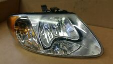 2003 Chrysler Town and Country Passenger/RH headlight assembly