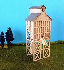 HO SCALE  Custom Laser Cut Coaling Tower Kit