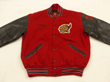Game Veste de Collège Baseball Rockabilly Vintage Redskins Etats-Unis GR : S M